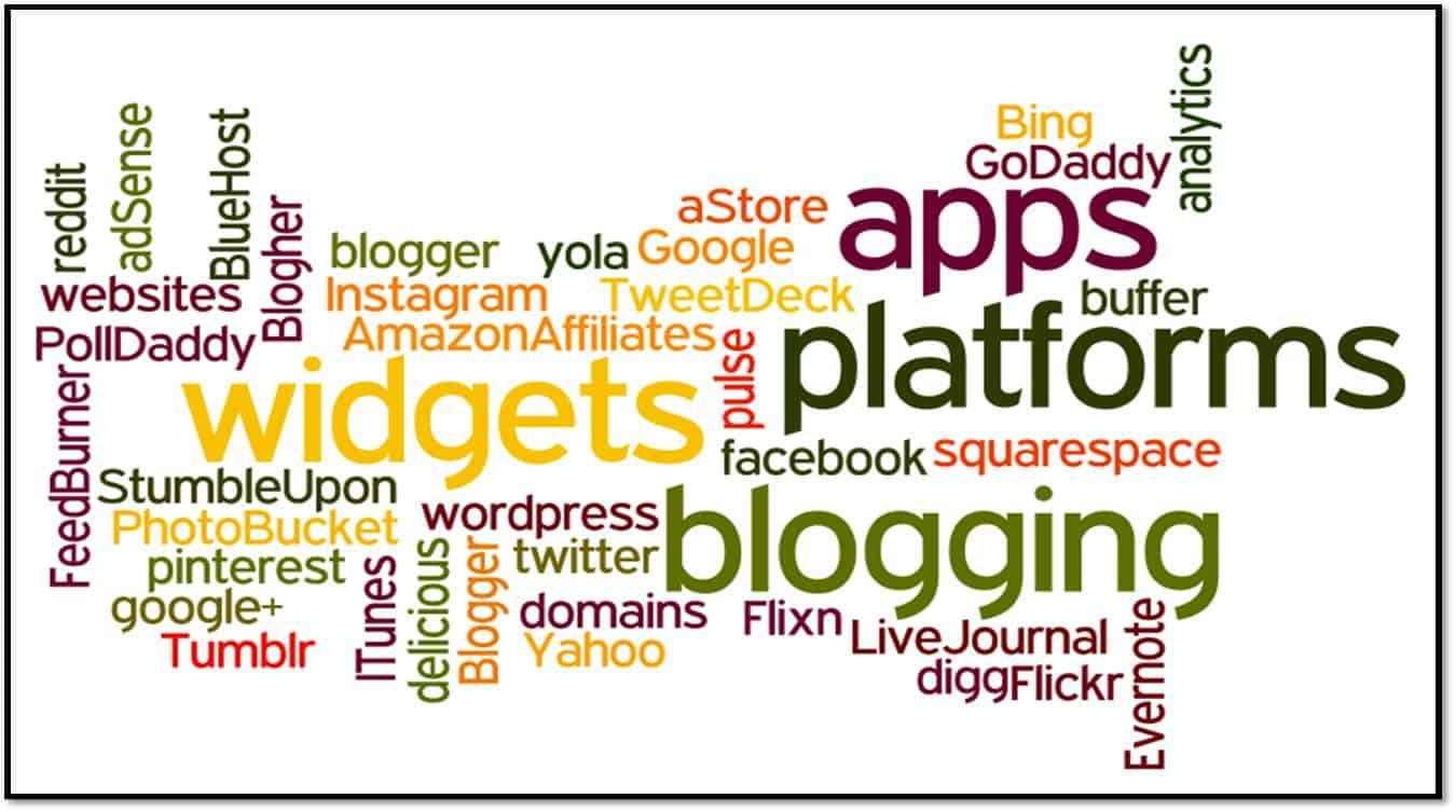 Blogging Tools1